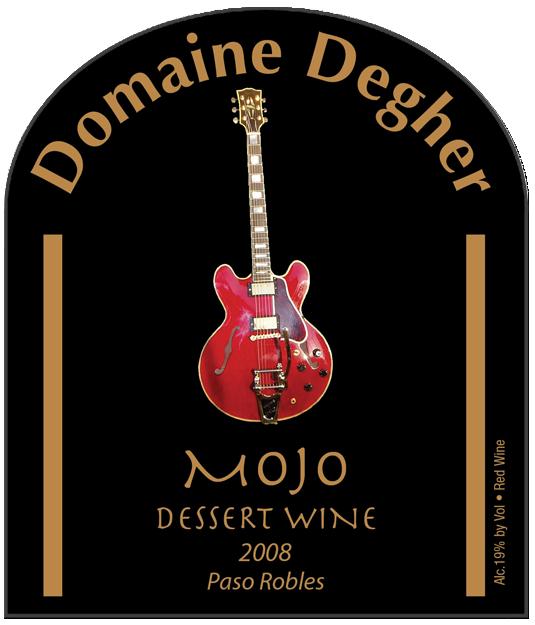 2008 Mojo Dessert