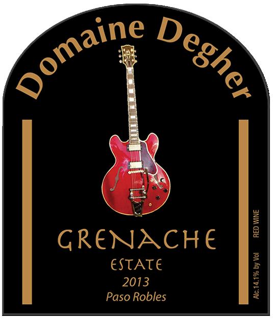 2013 Grenache Estate