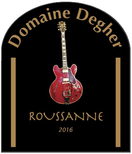 2016 Roussanne
